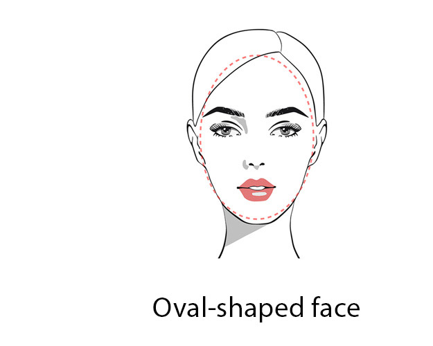 Oval shape