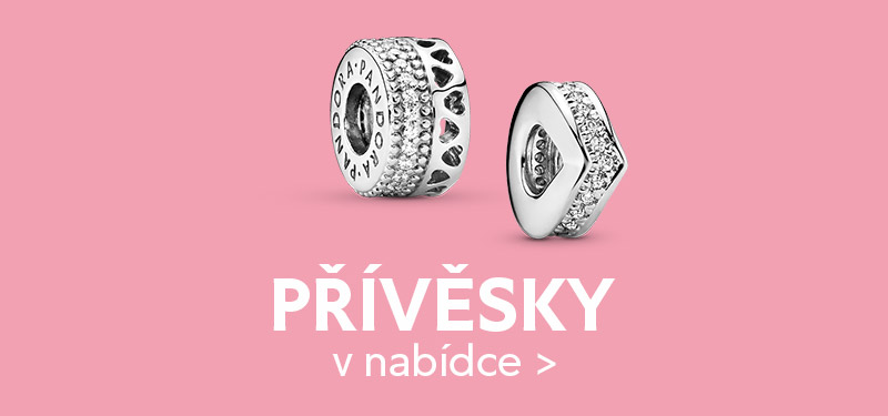PANDORA Collect Your Moments privesky